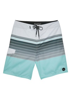 O'Neill Lennox Stripe Board Shorts (Big Boy)