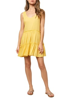 O'Neill Linnet Sleeveless Cover-Up Minidress