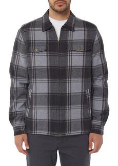 O'Neill Lodge Flannel Shirt Jacket