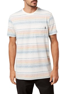 O'Neill Loop Stripe Pocket T-Shirt