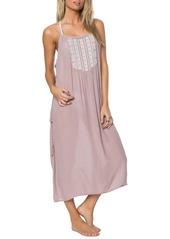 O'Neill Lulu Maxi Cover-Up Dress