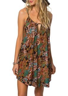 O'Neill Marnie Print Camisole Dress
