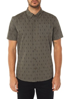 O'Neill McKenna Short Sleeve Camp Shirt
