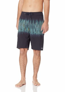 O'NEILL Men's 20 Inch Outseam Superfreak Stretch Swim Boardshort Dark Navy/Morpheus