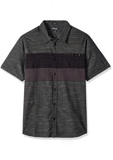 O'Neill Men's Altair Short Sleeve Woven Shirt  S