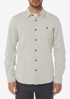 O'Neill Men's Anton Standard-Fit Stretch Shirt