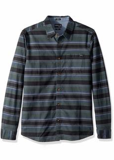 O'Neill Men's Barton Long Sleeve Woven Shirt  XL