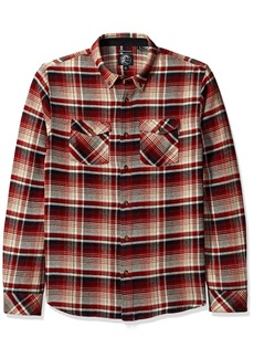 O'Neill Men's Butler Flannel Button up Shirt