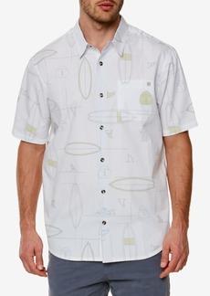O'Neill Men's Cali Printed Shirt