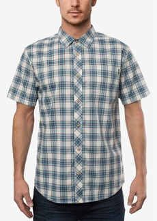O'Neill Men's Chesterfield Plaid Pocket Shirt