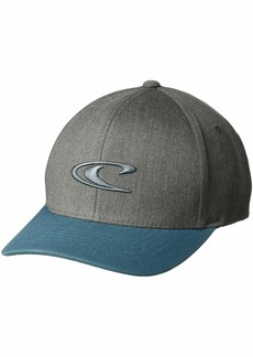 O'Neill Men's Clean and Mean Stretch Fit Hat  L/XL