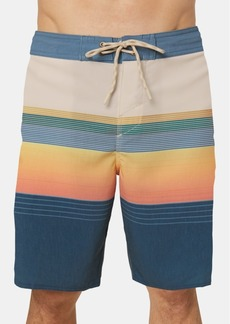 O'Neill Men's Club Cruzer Stripe Board Shorts