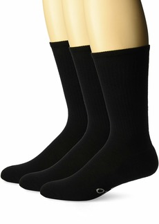 O'Neill Men's Commons 3 Pack Crew Sock  ONE