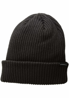 O'NEILL Men's Cuff Logo Beanie  ONE