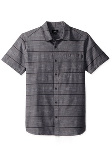 O'Neill Men's Culprit Short Sleeve Woven Shirt  M