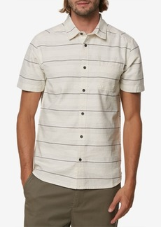 O'Neill Men's Culprit Yarn-Dyed Striped Shirt