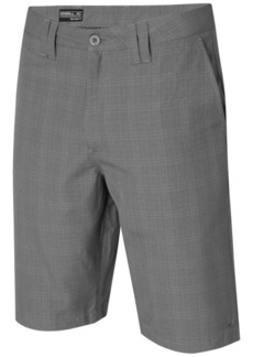 """O'Neill Men's Delta Plaid 22"""" Chino Shorts"""