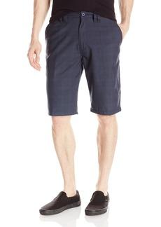 O'Neill Men's Delta Plaid Short Shorts