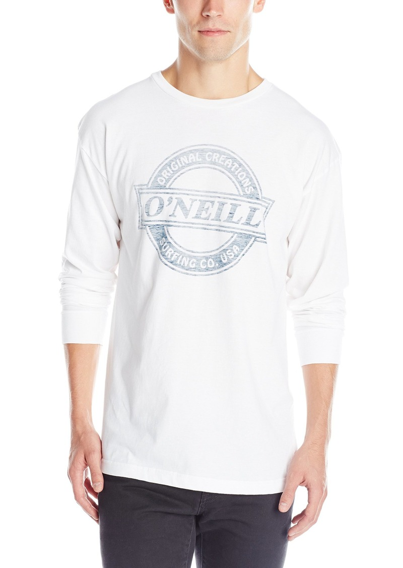 O'Neill Men's Downtown Long Sleeve T-Shirt