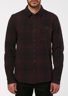 O'Neill Men's Easton Long Sleeve Flannel Shirt