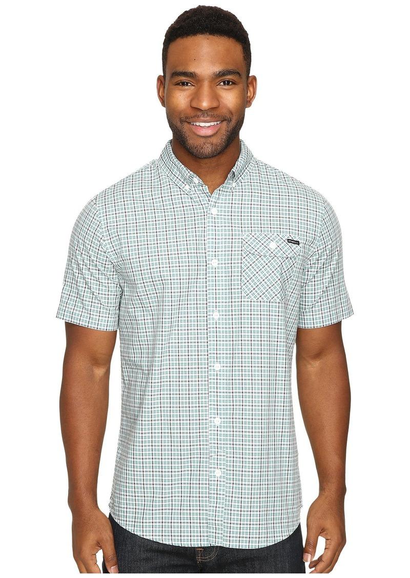 O'NEILL Men's Emporium Check Short Sleeve Shirt