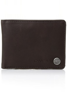 O'Neill Men's Everyday Wallet brown ONE