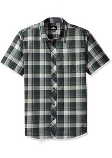 O'Neill Men's Gentry Short Sleeve Woven Shirt  S