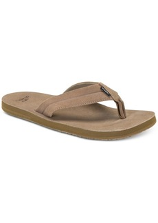 O'Neill Men's Groundswell Suede Sandals