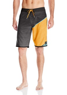 O'Neill Men's Hyperfreak Boardshort with Welded Zip Pockets