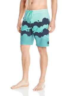 O'Neill Men's Hyperfreak Brooklyn Clouds Boardshort