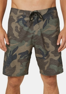 O'Neill Men's Hyperfreak Printed Board Shorts
