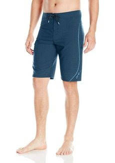 O'Neill Men's Hyperfreak S-seam Quick Dry Stretch Boardshort navy