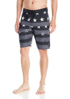 O'Neill Men's Hyperfreak Star Spangled Boardshort