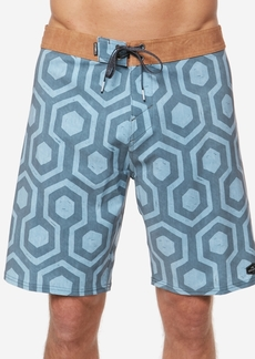 "O'Neill Men's Hyperfreak Stretch 19"" Board Shorts"