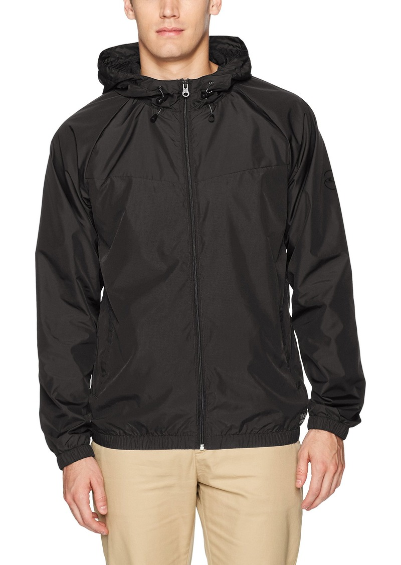 O'Neill Men's Light Weight Rain Windbreaker Jacket  M