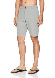O'Neill Men's Locked Slub Quick Dry Hybrid Boardshort