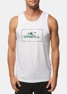 O'Neill Men's Logo Graphic Tank Top