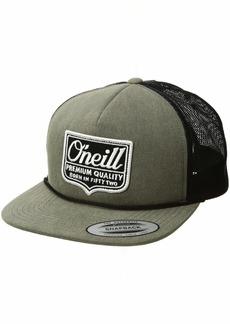 O'Neill Men's Logo Trucker Snapback Hat  ONE