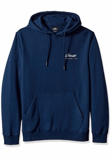 O'Neill Men's Long Sleeve Logo Pullover Hoodie  XL