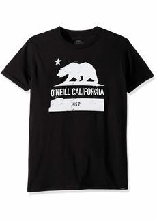 O'Neill Men's Modern Fit Destination Short Sleeve T-Shirt  XL