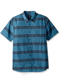O'Neill Men's Modern Fit Heavy Wash Woven Shirt  XL