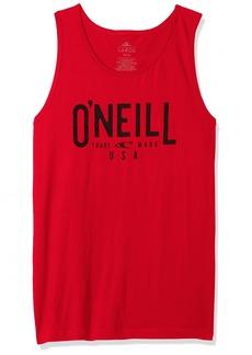 O'Neill Men's Modern Fit Logo Tank  S