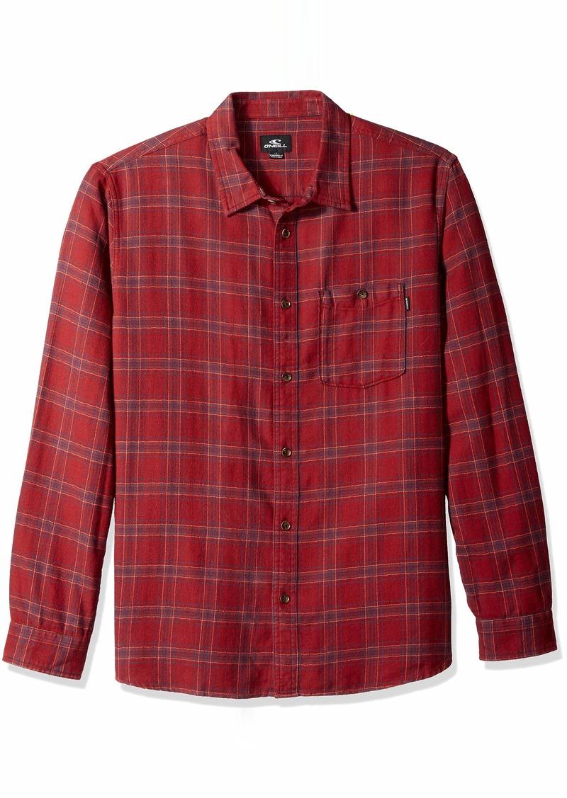 O'NEILL Men's mond Flannel Shirt  L