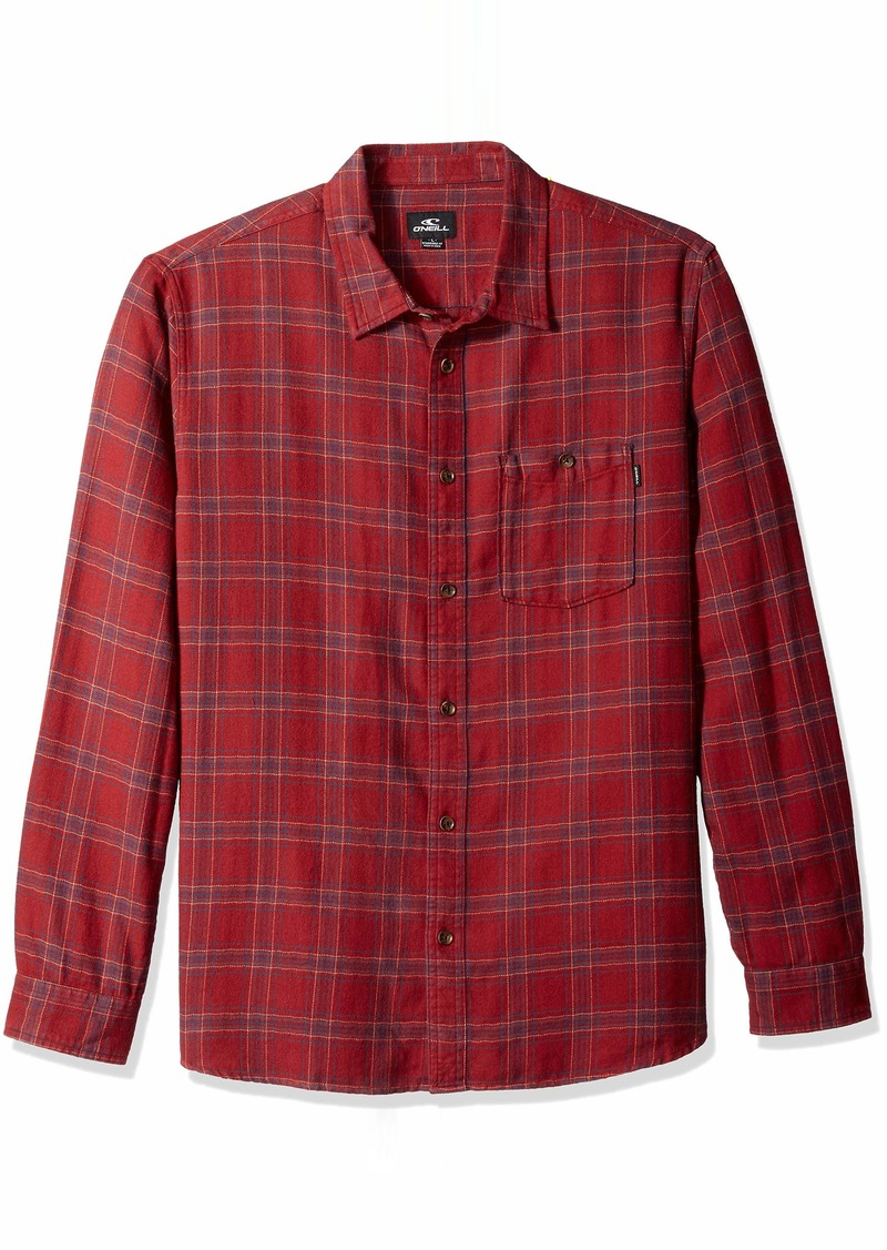 O'NEILL Men's mond Flannel Shirt  L