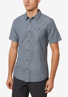 O'Neill Men's Pierson Short Sleeve Woven
