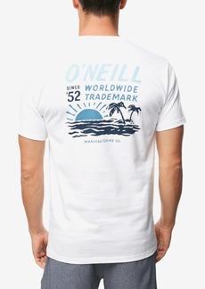 O'Neill Men's Pleasure Point Logo Graphic T-Shirt