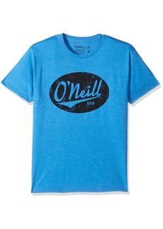 O'Neill Men's Premium Heather Logo Property Tee Royal