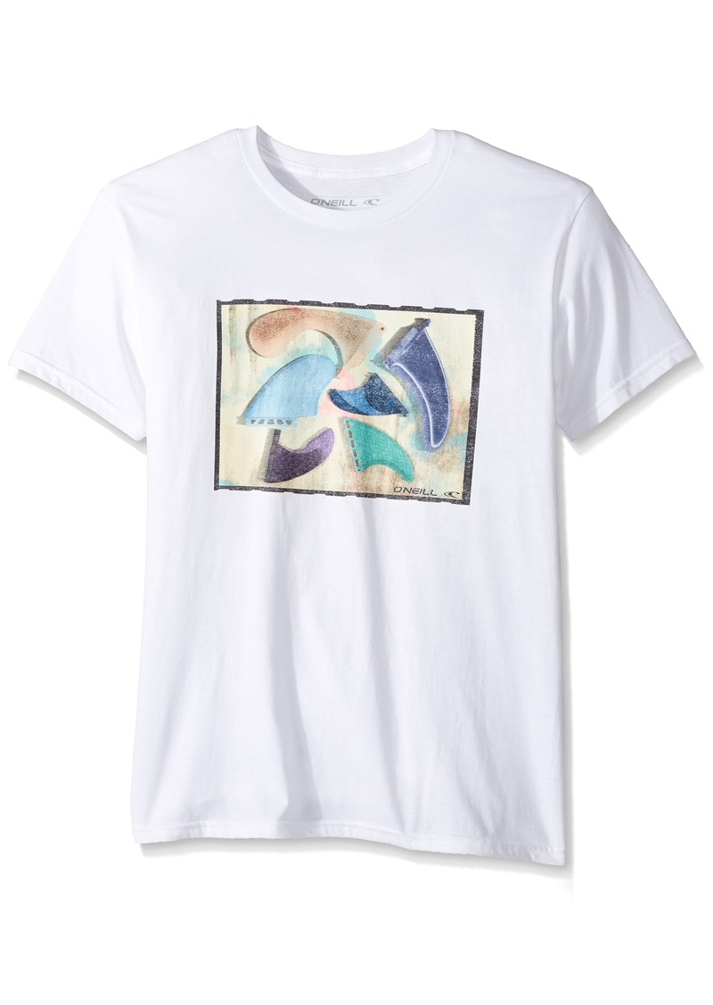 O'NEILL Men's Premium Logo Drivers Tee White 2XL
