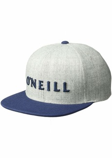 O'NEILL Men's Prevail Snapback Hat  ONE