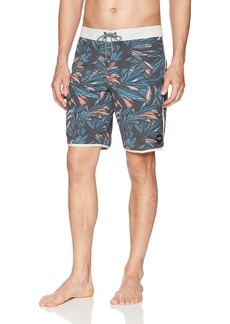 O'Neill Men's Printed Cruzer Scallop Stretch Boardshort
